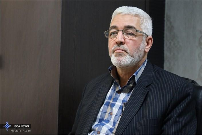 بازدید رئیس مرکز حراست دانشگاه آزاد از مرکز رسانه و نشرعلمی