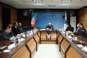 نشست مشترک دانشگاه آزاد اسلامی و سازمان ملی بهرهوری ایران برگزار شد