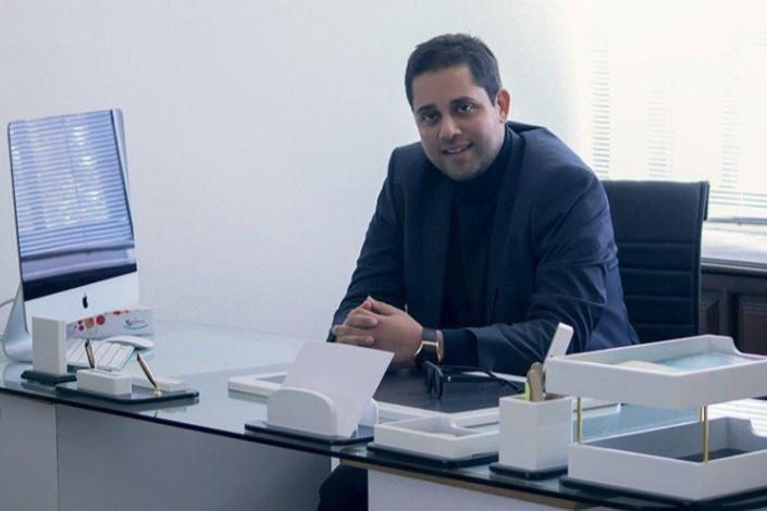 معید دهقانپور مدیر شرکت دانش بنیان فناوران سپیدجامگان