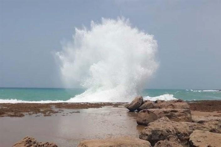 احتمال سونامی در دریای خزر