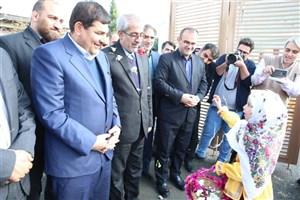 بهرهبرداری از ۸۷ طرح عمرانی برکت در استان مازندران