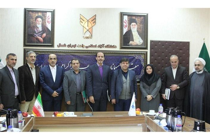 برگزاری نشست علمی از قطعنامه ۵۹۸ تا قطعنامه ۲۲۳۱(برجام) در واحد تهران شمال
