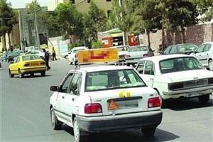 مربیان رانندگی در طرح سهمیه بندی بنزین فراموش شدند