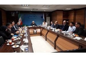 اولین جلسه شورای عالی پژوهش دانشگاه آزاد اسلامی برگزار شد