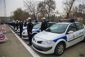 طرح زمستانی پلیس راهور کلید خورد