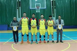 برگزاری مسابقات لیگ فرهیختگان در 2 رشته بسکتبال و کشتی