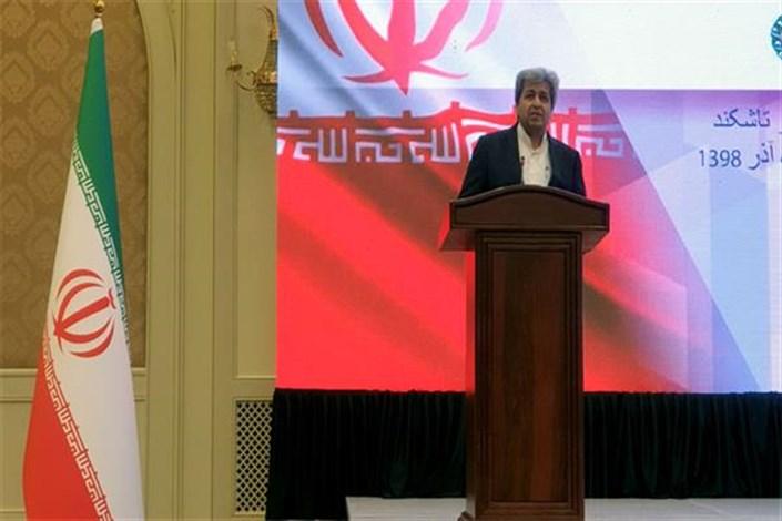 مهدی قلعهنوی رییس مرکز تعاملات بینالمللی علم و فناوری معاونت علمی و فناوری