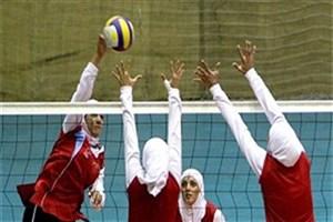 تیم دختران دانشگاه آزاد البرز قهرمان مسابقات کشوری شد