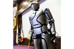ربات اجتماعی و ۱۰ محصول نوآورانه رونمایی شد
