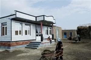 افتتاح ۱۰۰ واحد مسکونی مددجویان در استانهای سیلزده