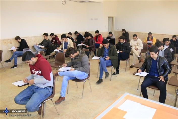 آزمون کتبی قرآن و عترت در استان همدان