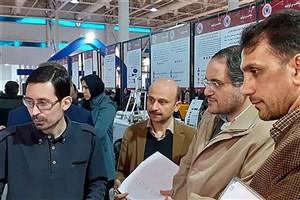 ارائه 180 محصول دانش بنیاندر نمایشگاه دستاوردهای پژوهشی و فناوری