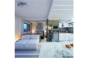 ساخت آپارتمان های ۲۵ متری در تهران