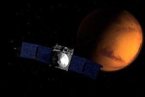 بررسی اسرار مریخ توسط فضاپیمای ناسا