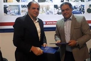 امضای تفاهم نامه ۷۰۰ میلیونی واحد قزوین و سازمان ورزش شهرداری تهران