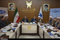 نشست نقش حوزه و دانشگاه در تبیین گام دوم انقلاب  اسلامی