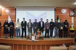مراسم اختتامیه هفته پژوهش و تقدیر از پژوهشگران برتر واحد لاهیجان برگزار شد