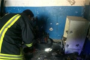 انفجار گاز مایع در منزل مسکونی سه مجروح بر جای گذاشت