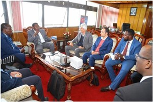 راهکارهای فناورانه حوزه آب به کنیا ارائه شد