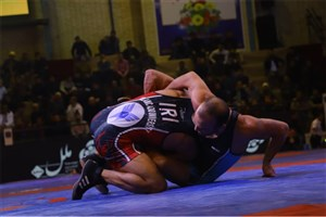 IAU Runner-Up at 2019 Wrestling World Club C'ships