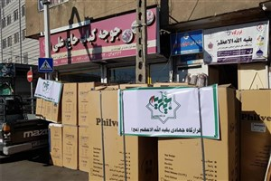 یلدای مهربانی  درکنار ایتام و خانواده شهدا و ایثارگران/اهدای6 سری جهیزیه به نوعروسان+عکس