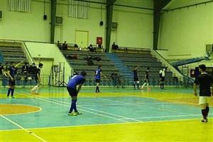 تیم فوتسال دانشگاه آزاد اسلامی شهرکرد قهرمان مسابقات فوتسال مراکز آموزش عالی استان شد