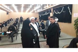 آزمون کتبی مسابقات سراسری قرآن و عترت در واحد کرج برگزار شد