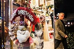 2020 Christmas Atmosphere in Tehran/ In Photos