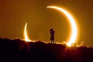 خورشیدگرفتگی 5 دی را زنده ببینید