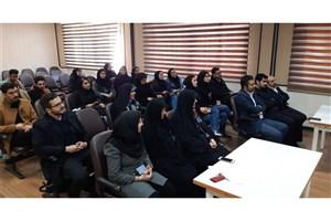 تأسیس دفتر انجمن اسلامی دانشجویان دانشگاه آزاد اسلامی واحد تهران غرب