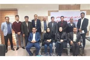 انتخابات هیئت ورزش های دانشگاهی استان بوشهر برگزار شد