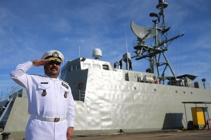 رزمایش مرکب دریایی ایران، روسیه و چین