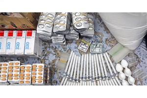 دستگیری فروشنده کالاهای بهداشتی و دارویی تقلبی در اینستاگرام