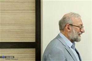 «جواد لاریجانی» از ستاد حقوق بشر رفت