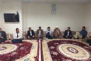 گرامیداشت شهید فردوسی در واحد بوشهر برگزار شد