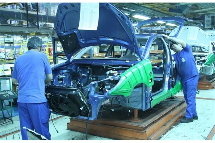 ذخیره ۱۲۰ میلیون یورویی در صنعت خودرو با تولید داخلی