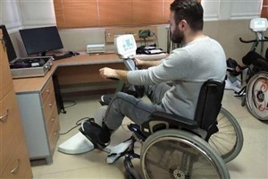 Iranian Scientists Develop Paracycling System for People with Spinal Cord Injury