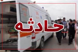 تصادف کامیون با 2 خودروی سواری در دیواندره/۴ نفرکشته و ۲نفر زخمی شدند