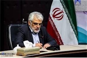 سرپرست دانشگاه آزاد اسلامی واحد تیران منصوب شد