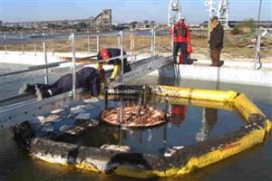 تولید مادهای برای جذب لکههای نفتی در آب و خشکی