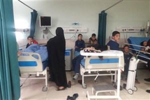 آخرین  وضعیت مسمومیت 58 دانشآموز با گاز CO