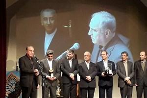 تقدیر از عضو هیات علمی واحد اصفهان به عنوان استاد نامدار حسابداری ایران