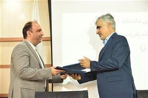 امضای تفاهمنامه پژوهشی بین دانشگاه آزاد اسلامی ماهشهر و شرکت پتروشیمی اروند