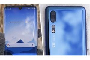 ZTE Axon 10s Pro 5G معرفی شد