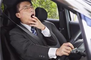 ساخت دستگاهی برای تشخیص خواب آلودگی حین رانندگی