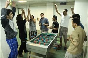 ایجاد و توسعه اتاقهای سلامت در سراهای دانشجویی