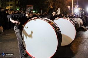 حرکت دستههای عزاداری تهران به سمت میدان فلسطین/ تجمع؛ ساعت ۱۵