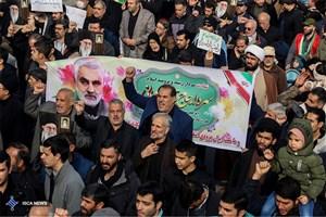 شهادت سردار سلیمانی خون تازهای در رگهای انقلاب اسلامی بود