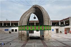 سیاهپوشی دانشگاه آزاد اسلامی مشهد به مناسبت شهادت سردار شهید سپهبد سلیمانی