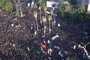 بازتاب تشییع پیکر سردار قاسم سلیمانی در رسانههای خارجی